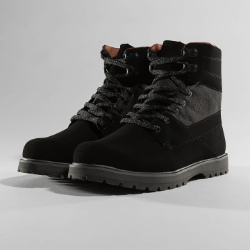 DC Vapaa-ajan kengät Uncas musta