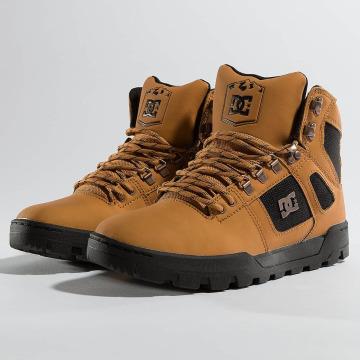 DC Vapaa-ajan kengät Spartan High WR ruskea