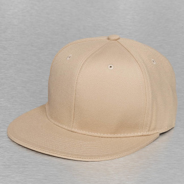 Decky USA Casquette Fitted Flat Bill kaki
