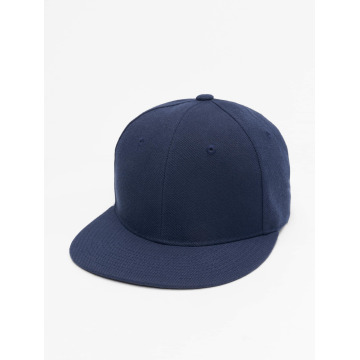 Decky USA Fitted Cap Flat Bill blau