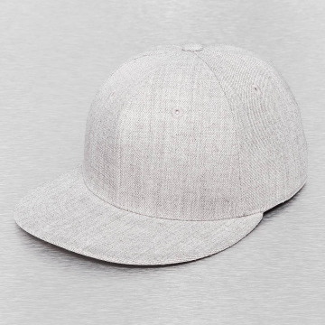 Decky USA Fitted Cap Retro Fitted gray