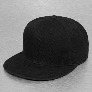 Decky USA Fitted Cap Retro schwarz