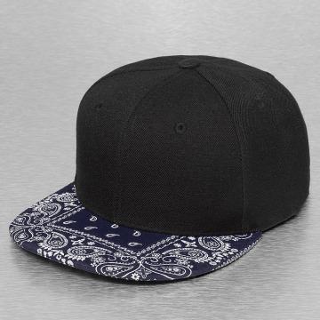 Decky USA Snapback Cap Bandanna black