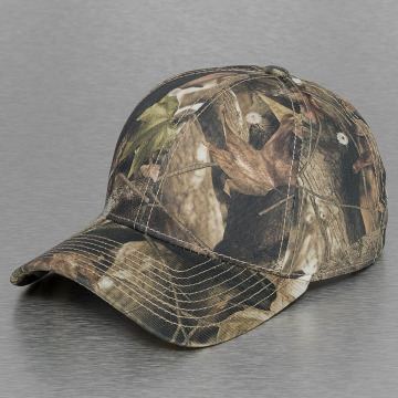 Decky USA Snapback Caps Low Crow Structured Hybricam camouflage