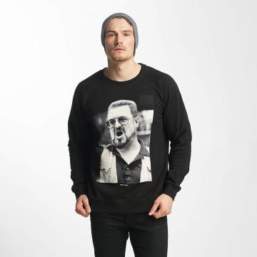 DEDICATED Пуловер Walter черный