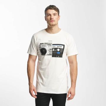 DEDICATED T-shirt Tape Split bianco