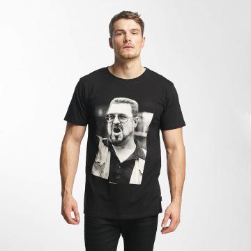 DEDICATED T-skjorter Walter svart