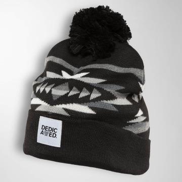 DEDICATED Winter Bonnet Jacquard Arizona black