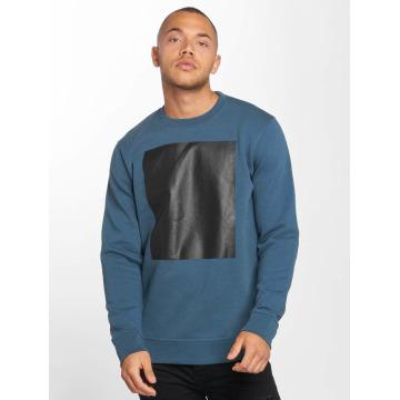 DEF Пуловер Leif синий