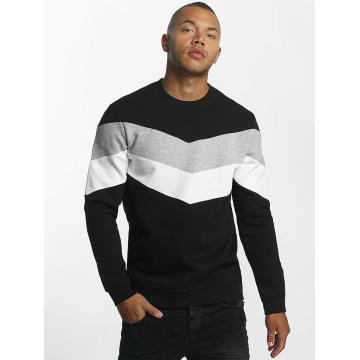 DEF Пуловер Aaron черный