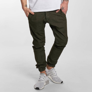 DEF Antifit jeans Anti oliv