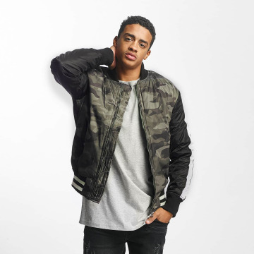 DEF Bomber Drop x camouflage