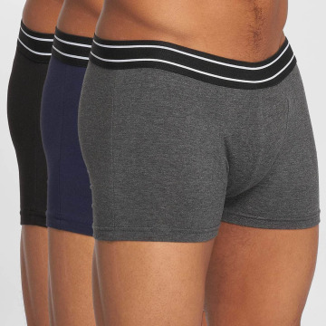 DEF Boxer Short 3er Pack colored