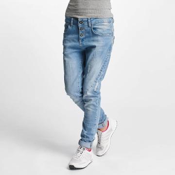 DEF Boyfriend Jeans Mia blå