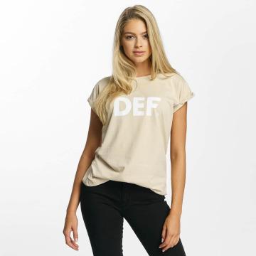 DEF Camiseta Sizza beis