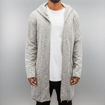 DEF Cardigan Long gray