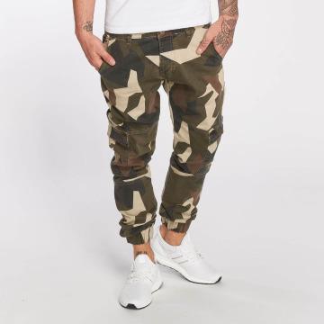 DEF Cargo pants Kliv camouflage