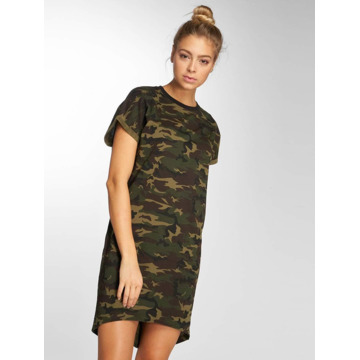 DEF Dress Lexy camouflage