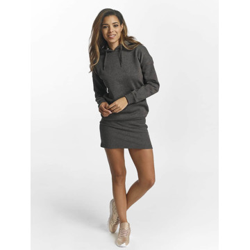 DEF Dress Cropped gray