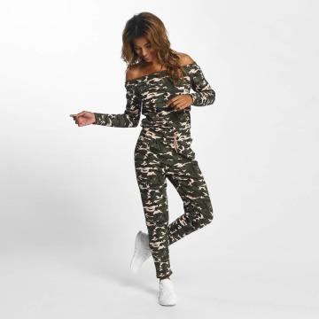 DEF Haalarit ja jumpsuitit Overall camouflage