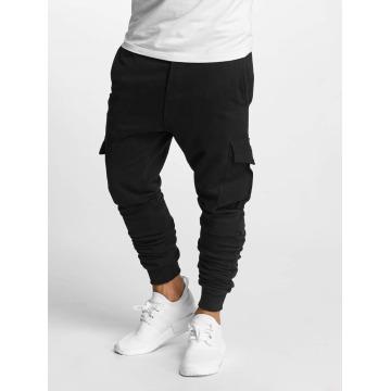 DEF Jogging kalhoty Gringo čern
