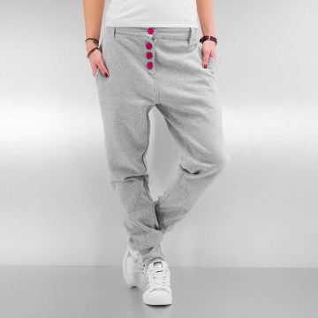 DEF Jogging kalhoty Clara šedá