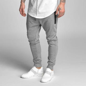 DEF Jogging kalhoty Antifit šedá