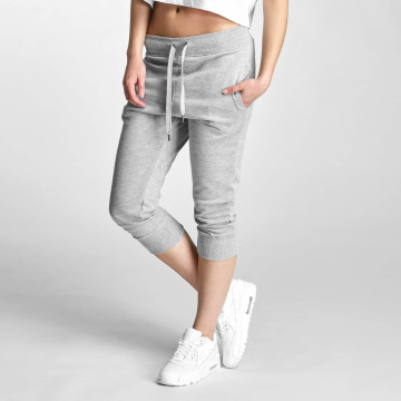 DEF Jogging kalhoty Kiah šedá