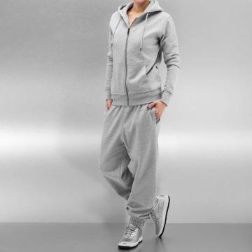 DEF Joggingsæt Kirsi grå