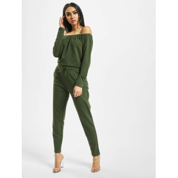 DEF Jumpsuits Stretch olive