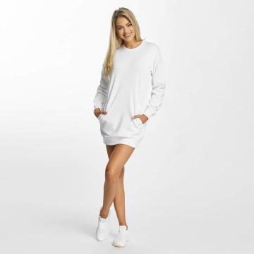 DEF jurk Lean wit