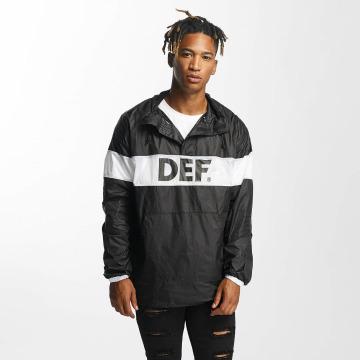 DEF Lightweight Jacket Makani black