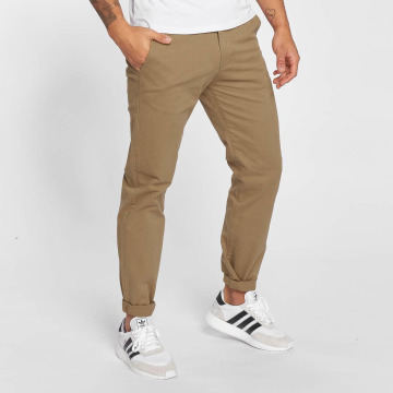 DEF Pantalon chino Georg beige