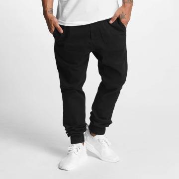 DEF Pantalon chino Jammy noir