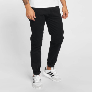 DEF Pantalon chino Georg noir