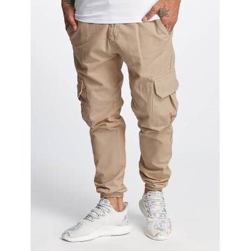 DEF Pantalone Cargo Kindou beige