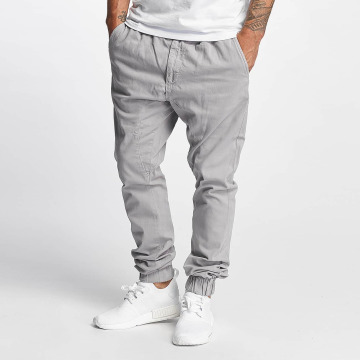DEF Pantalone chino Jammy grigio