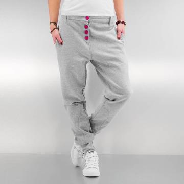 DEF Pantalone ginnico Clara grigio