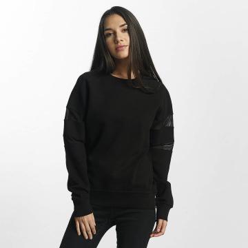 DEF Pullover Lynne Sweat schwarz