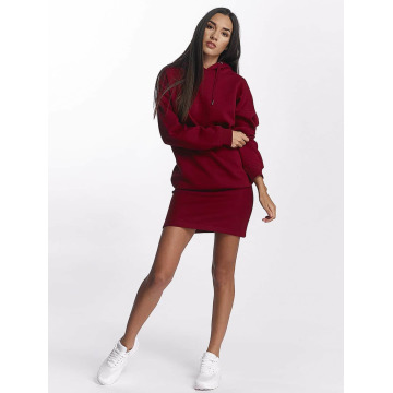 DEF Robe Cropped rouge