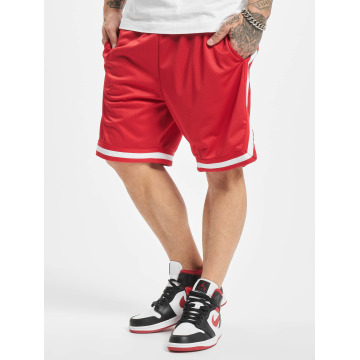 DEF Shorts Row red