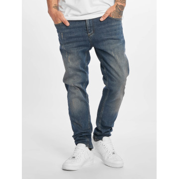 DEF Slim Fit Jeans Tommy blau