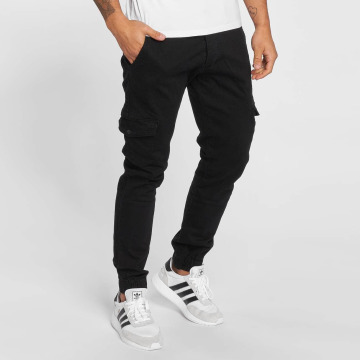 DEF Slim Fit Jeans Harvey svart