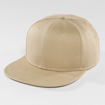 DEF Snapback Cap Basic beige