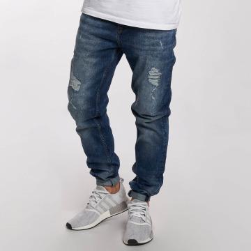 DEF Straight Fit Jeans Lynel blå