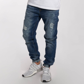 DEF Straight Fit Jeans Lynel blue