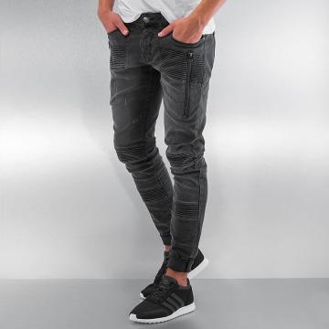 DEF Straight Fit Jeans Berlin grau