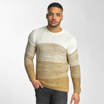 DEF Sweat & Pull Striped beige