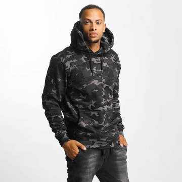 DEF Sweat capuche Upper Arm Pocket camouflage