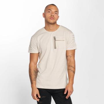 DEF t-shirt Leats beige